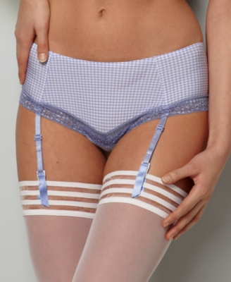 B.Tempt'd Bikini, The Flirt Garter Panty