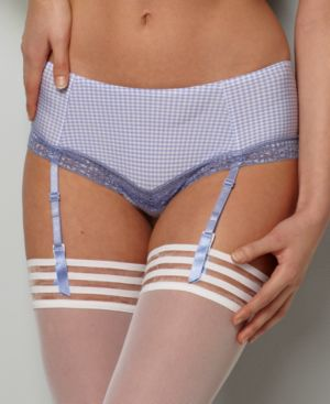 B.Tempt'd Bikini, The Flirt Garter Panty - Pajamas & Intimates