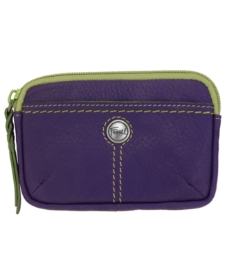 Fossil Coin Purse, Weekender Zip