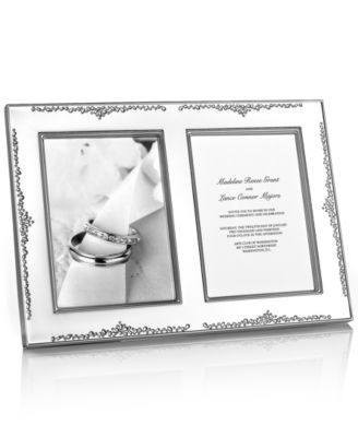 Monique Lhuillier Waterford Invitation Frame, Modern Love
