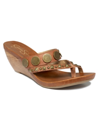 Jessica Simpson Shoes, Ninja Wedge Sandals Women's Shoes
