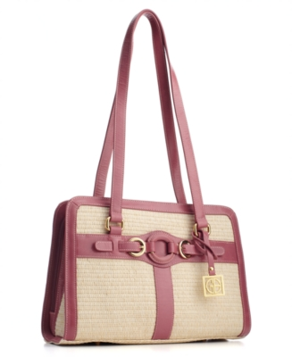 Giani Bernini Handbag, Solutions Zip Around Shoulder Bag