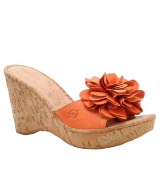 Born Shoes, Safflower Sandals Women's Shoes