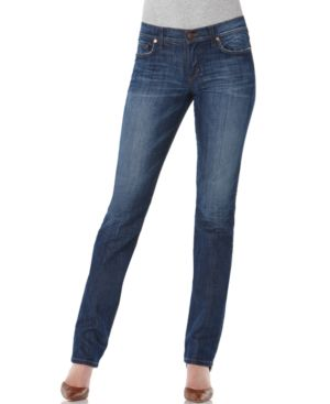 Joe's Jeans Straight Leg Jeans, Cigarette Paltrow Wash