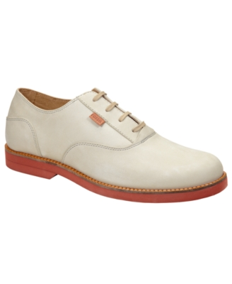 Fossil Shoes, Alfred Nubuck Oxfords Men's Shoes