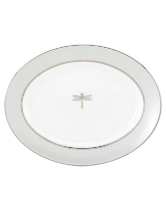 kate spade new york June Lane Oval Platter