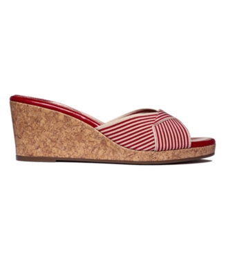 Karen Scott Shoes, Paley Wedge Sandals Women's Shoes