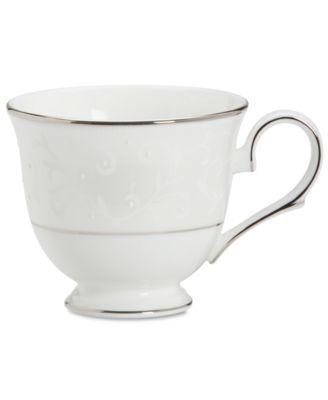 Lenox Opal Innocence Teacup
