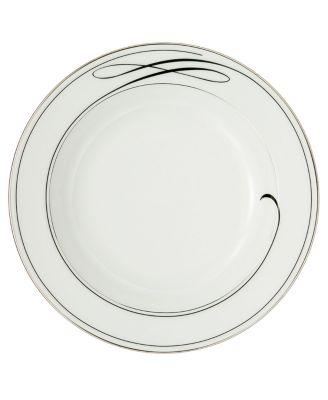 Waterford Ballet Ribbon Rim Soup Bowl