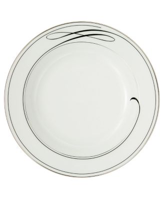 Waterford Ballet Ribbon Rim Soup Bowl