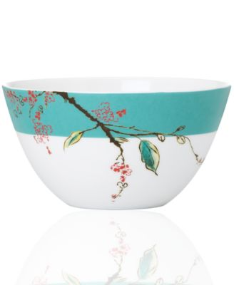 Lenox Simply Fine Dinnerware, Chirp Tall Bowl