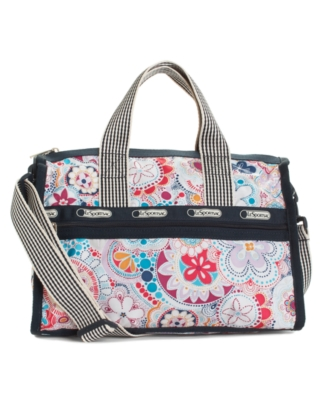 LeSportsac Handbag, Weekender Bag, Small - Travel Bags