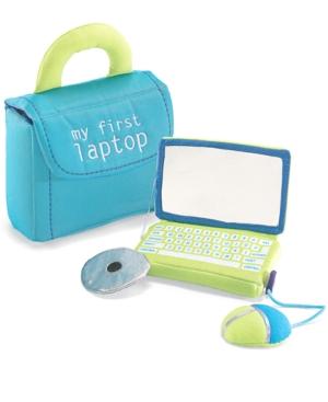Gund Baby Toy, My First Laptop Play Set
