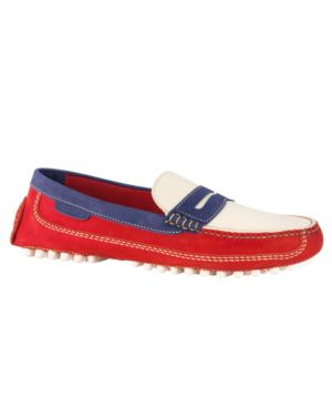 Cole Haan Shoes, Air Grant Penny Driving Moccasins Men's Shoes