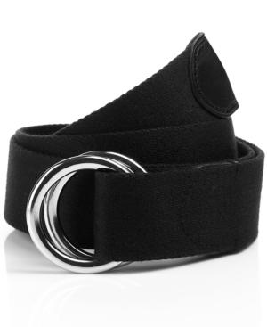 Polo Ralph Lauren Belt, Black Web Belt