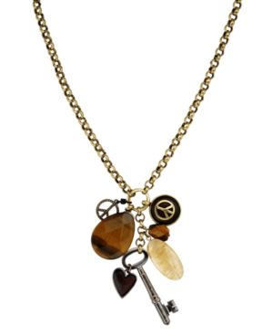 Fossil Necklace, Convertible