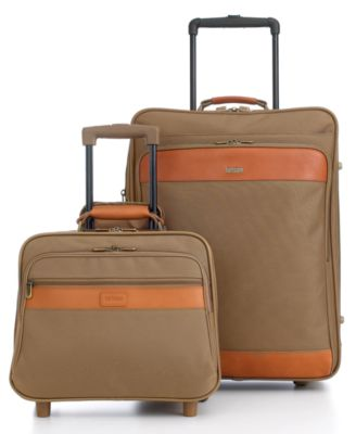 Hartmann Luggage Intensity Collection