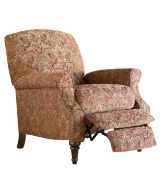 Chloe Recliner Chair High Leg Country Style