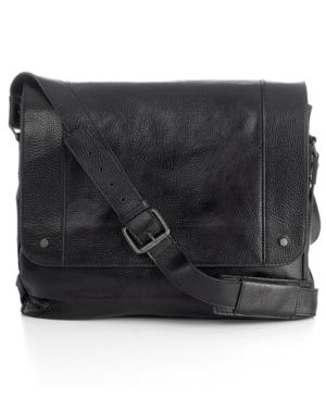Kenneth Cole New York Leather Flap Portfolio, Durango Messenger Bag