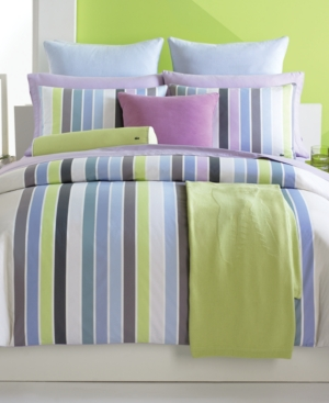 Lacoste Bedding, Catamaran King Duvet Cover Set Bedding