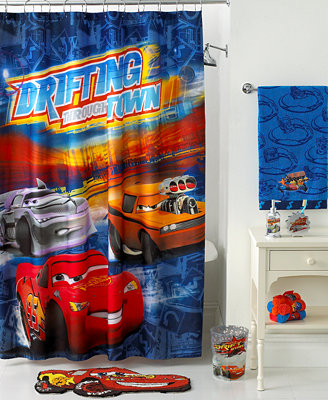 Disney Bath, Disney Cars Collection - - Macy's