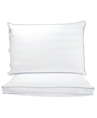 Sensorpedic Dual Comfort Gusseted King Memory Foam Pillow