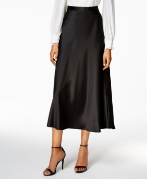 1940s Style Skirts Alex Evenings Taffeta Midi Skirt $62.99 AT vintagedancer.com