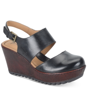 b.o.c Helena Wedge Sandals Women's Shoes