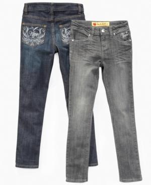 Apple Bottoms Kids Jeans, Girls Skinny Jeans