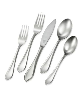 Zwilling J.A. Henckels Flatware 18/10, Fiora 42 Pc Set, Service for 8