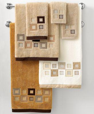 "Avanti Bath Towels, Premier Metropolis 16"" x 30"" Hand Towel"