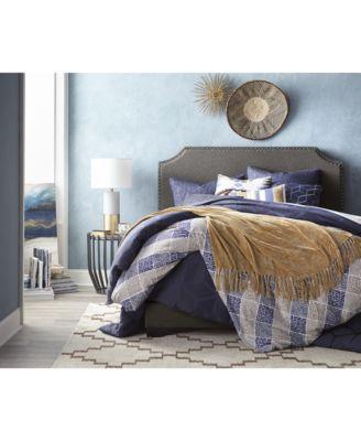 Hamlin Upholstered Queen Bed