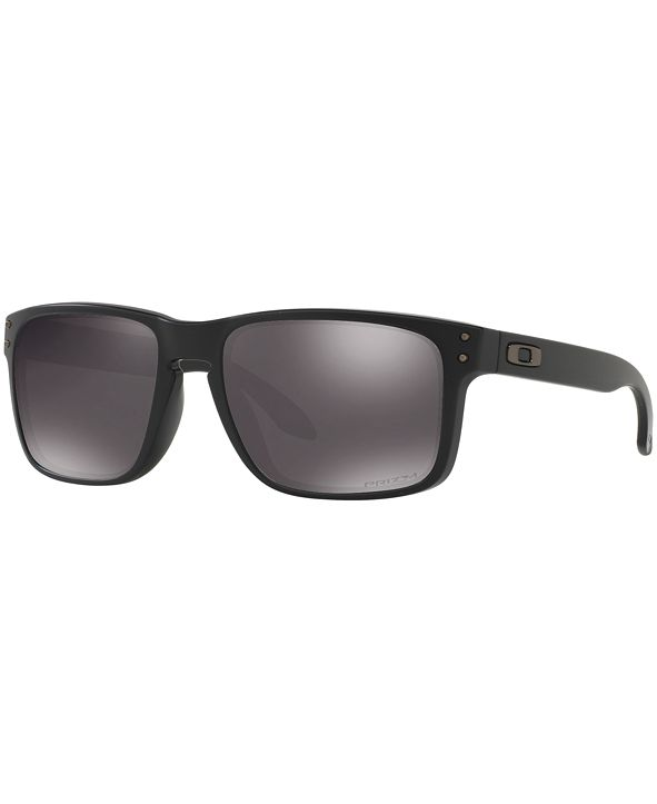 Oakley Polarized Holbrook Prizm Black Iridium Sunglasses , OO9102