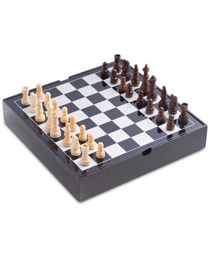 Bey-Berk - Wood Multi-Game Set