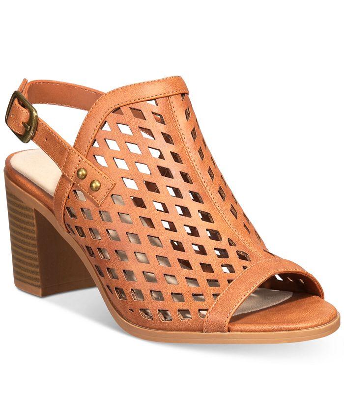 Easy Street - Erin Slingback Sandals