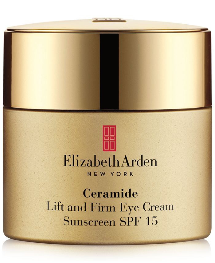 Elizabeth Arden - Ceramide Plump Perfect Ultra Lift and Firm Eye Cream SPF 15, .5 oz.