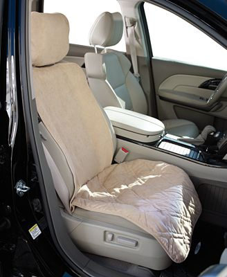 Sure Fit Slipcovers Pet Single Car Seat Cover