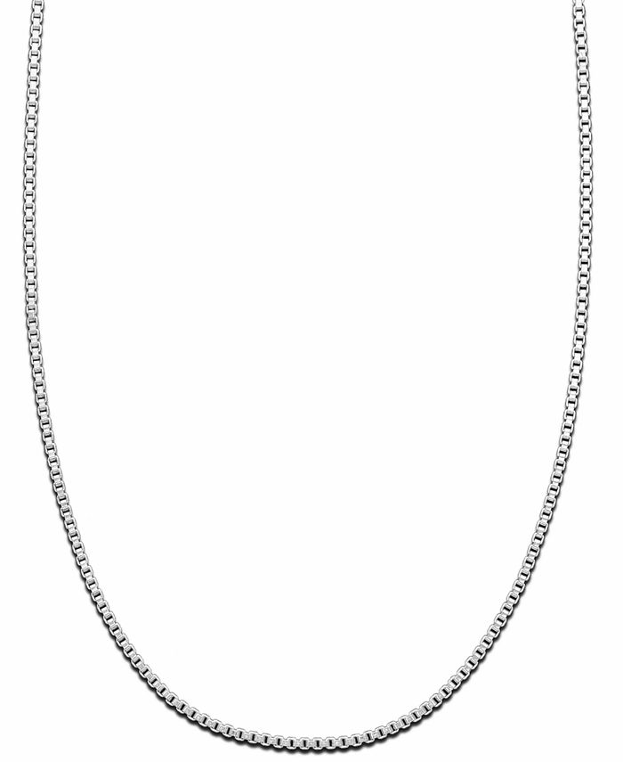 Giani Bernini - Sterling Silver Necklace, Link Chain