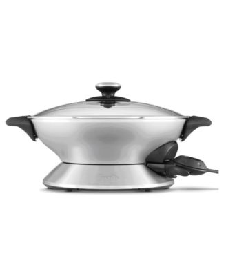Breville BEW600XL Wok, 6 Qt. Electric