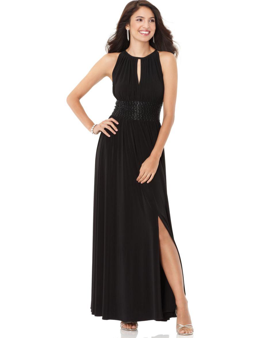 Richards Dress, Sleeveless Evening Dress
