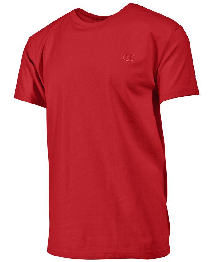 Champion - Men's Cotton Jersey T-Shirt