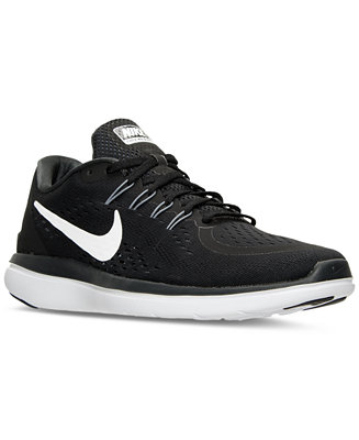Nike Men's Flex 2017 Run Running Sneakers from Finish Line ...