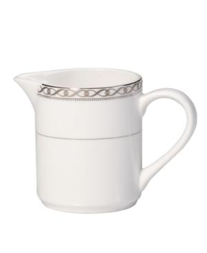 Mikasa Dinnerware, Infinity Band Creamer