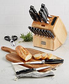 Chicago Insignia 2 18 Piece Cutlery Set