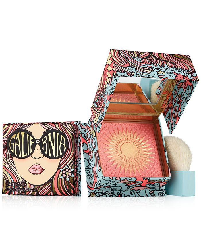 Benefit Cosmetics - Benefit Hoola Matte Box O' Powder Bronzer