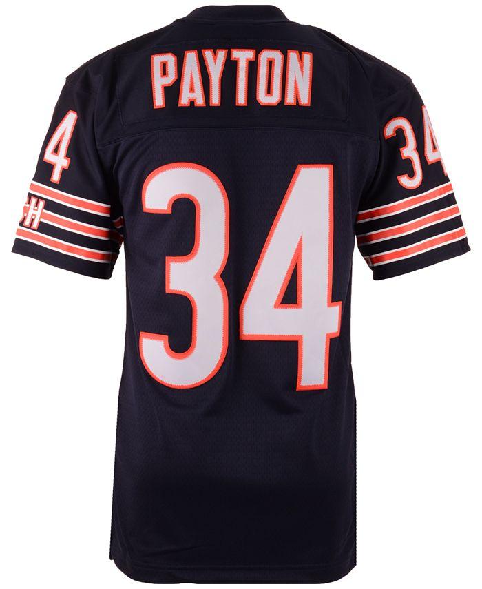 Mitchell & Ness - Men's Walter Payton Chicago Bears Replica Throwback Jersey