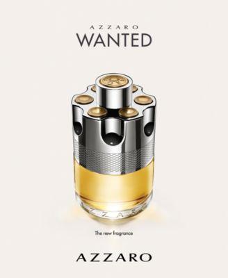 Men's Wanted Eau de Toilette Spray, 3.4 oz.