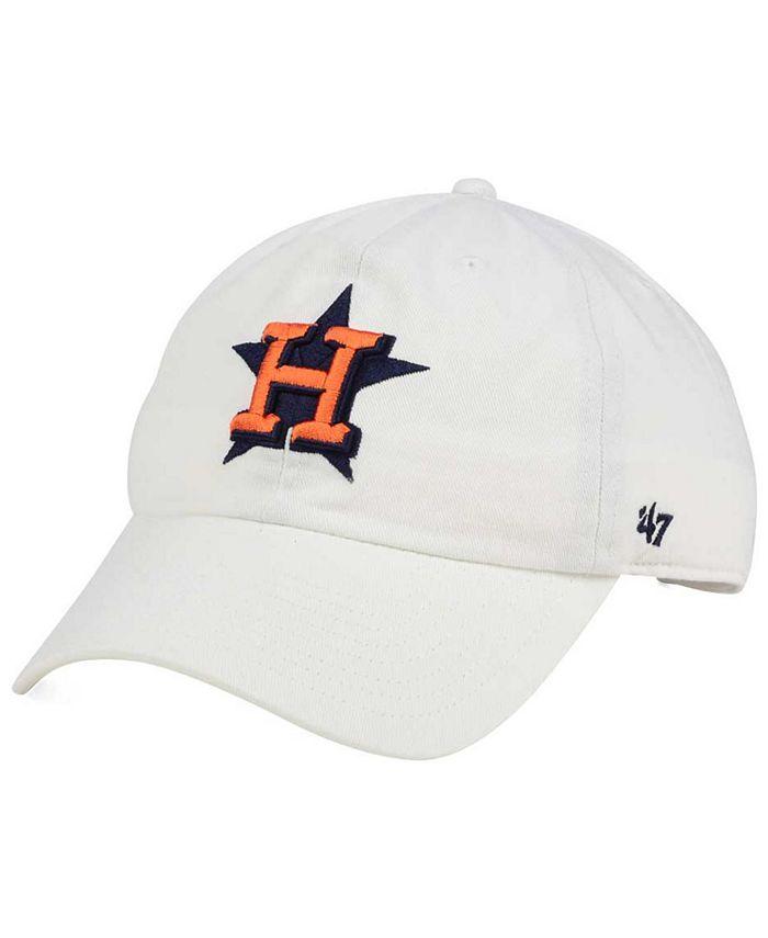 '47 Brand - White Clean Up Cap