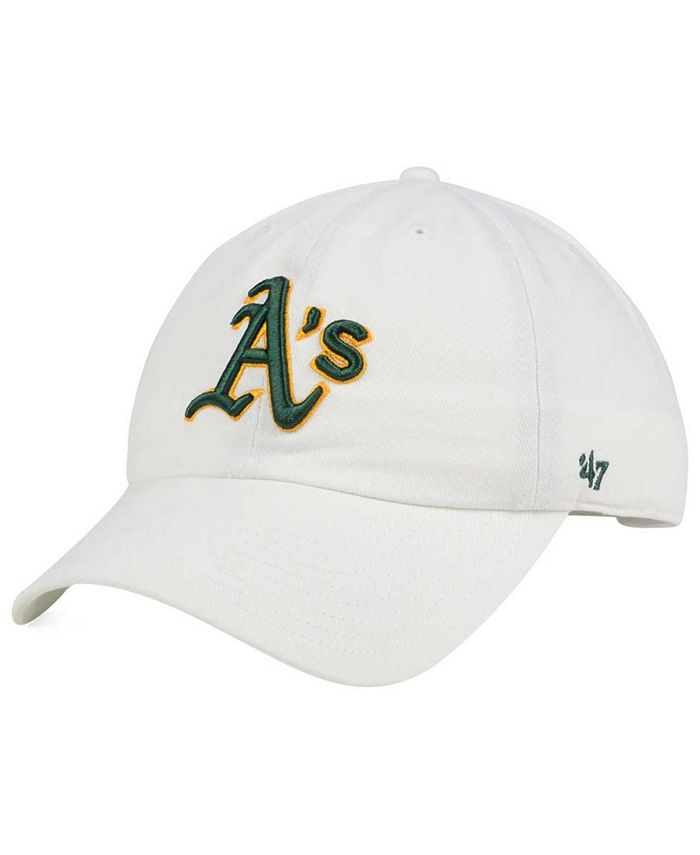 '47 Brand - White Clean Up Cap