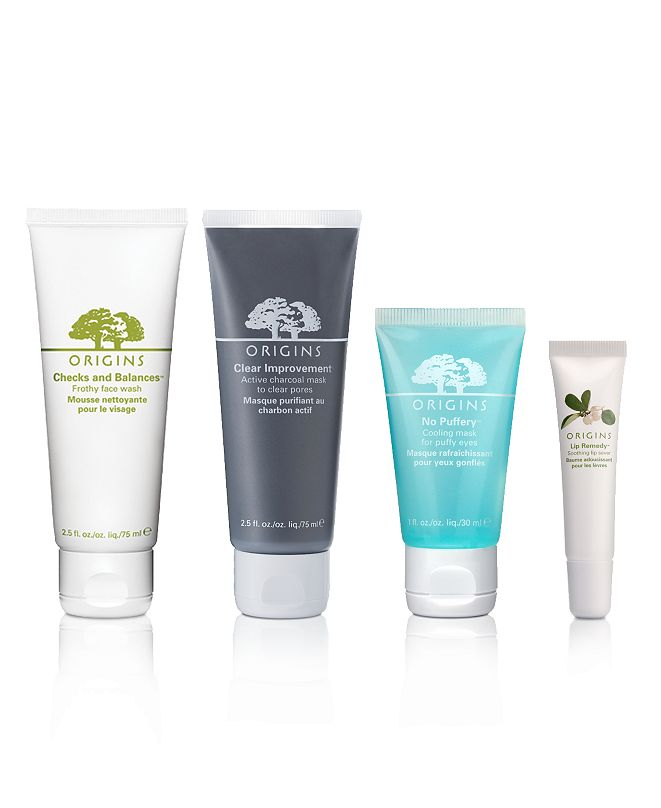Origins Choose your FREE Sample with $35 Origins purchase!